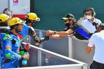 Akademia VR46 ma nowego podopiecznego w MotoGP – Luca Marini dołącza do klasy królewskiej i będzie ścigał się m.in. z przyrodnim bratem Valentino Rossim