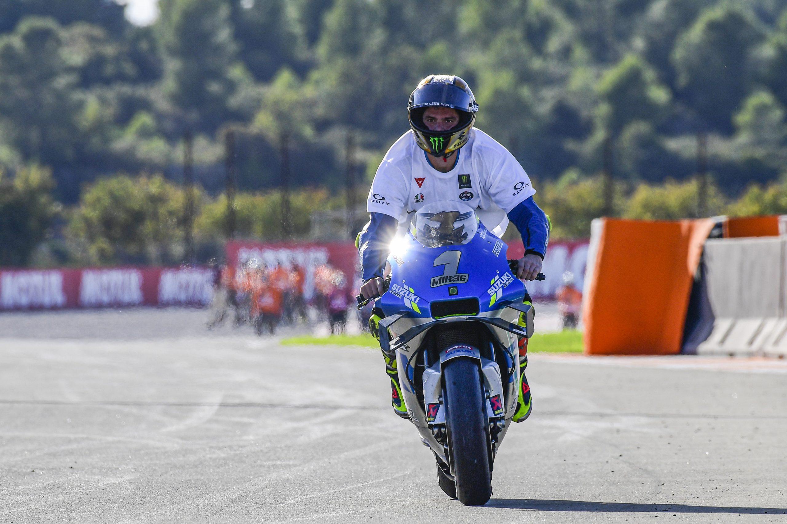 Joan Mir mistrzem świata MotoGP 2020!