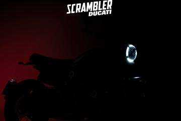 Ducati Scrambler 2021