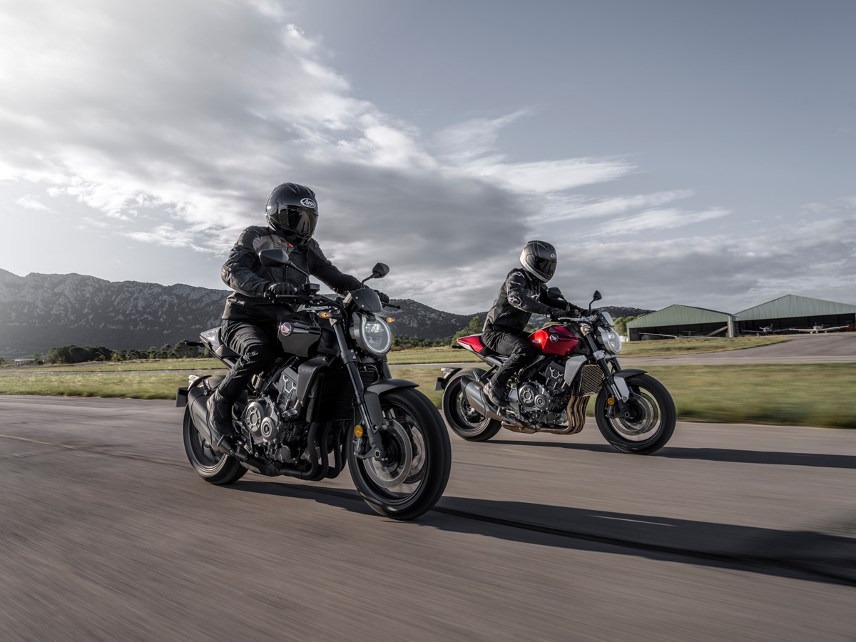 Honda CB1000R na 2021 rok