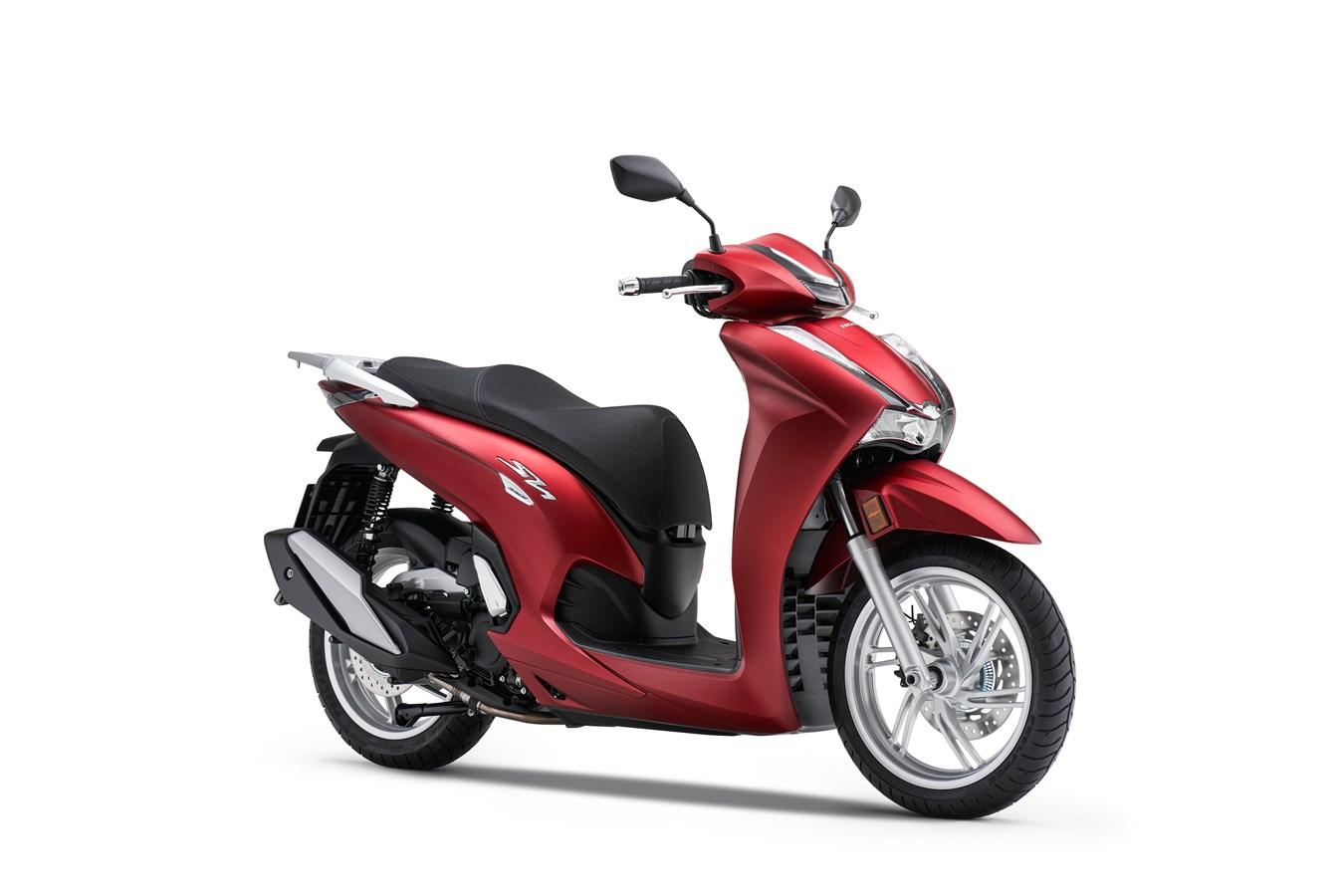 Honda SH350I na rok 2021