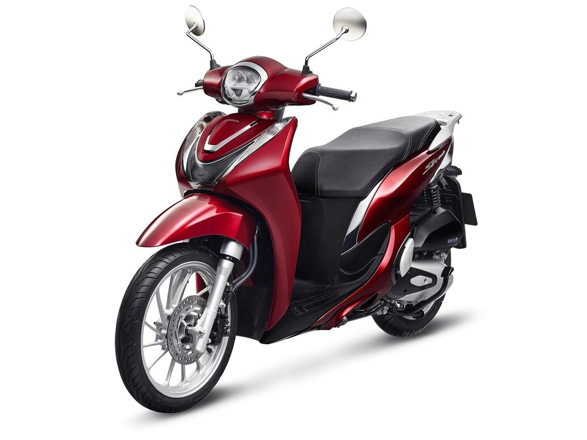 Honda SH Mode 125 na rok 2021