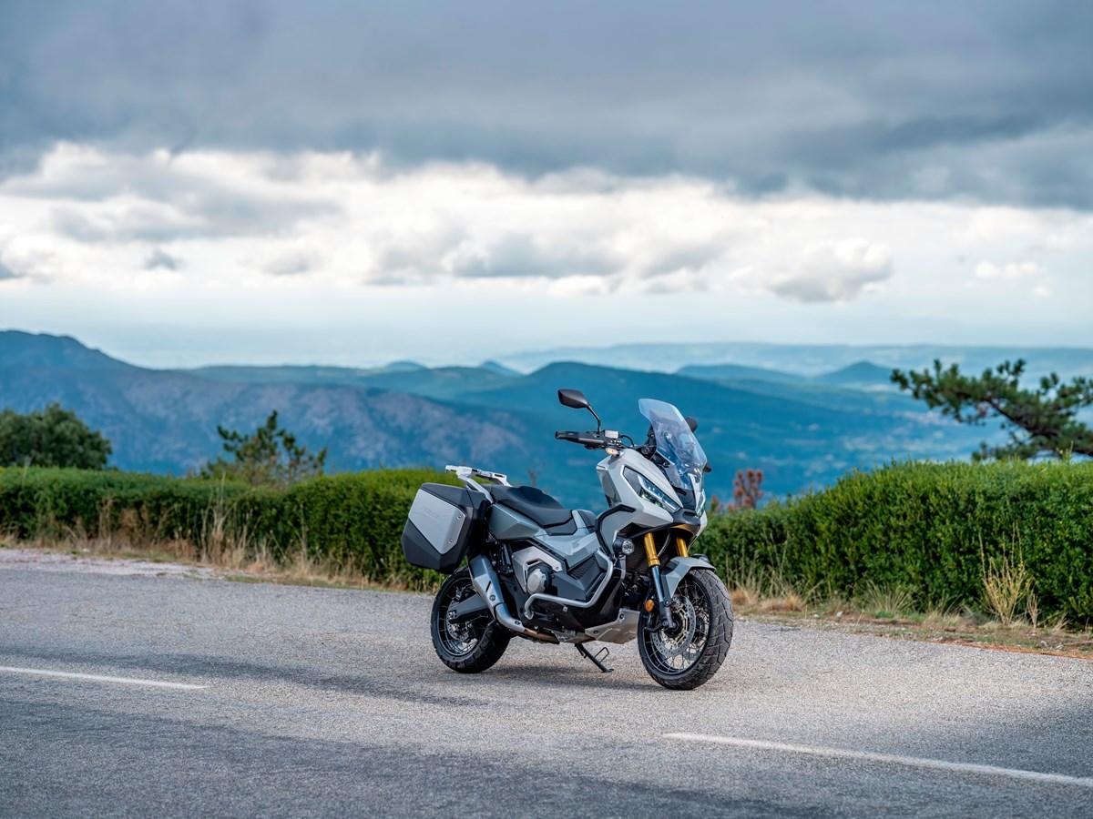 Honda X-ADV na rok 2021