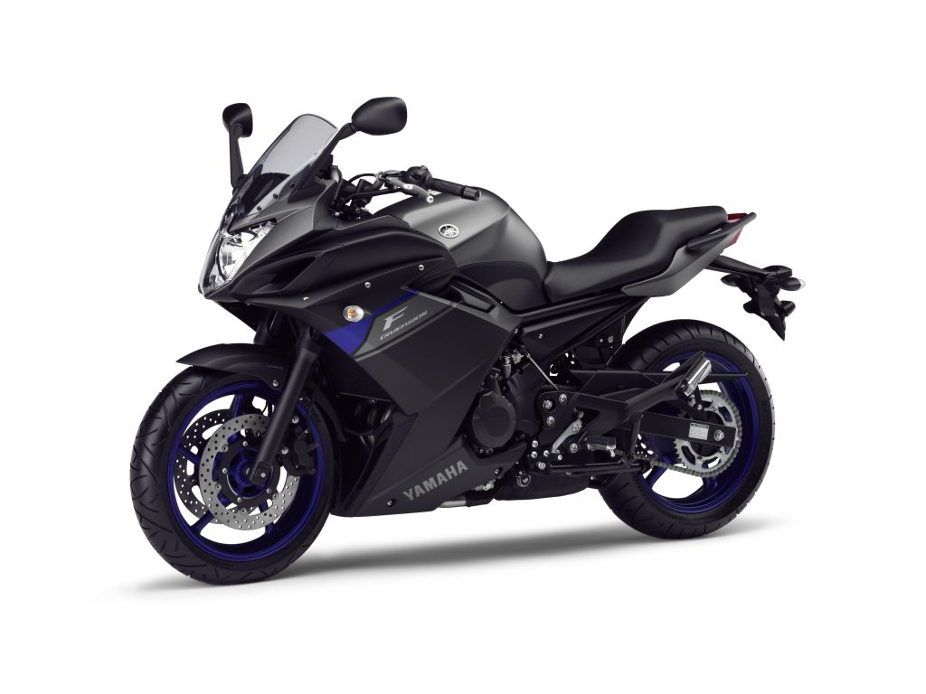 Yamaha XJ6 Diversion Motocykl dla niskich osób