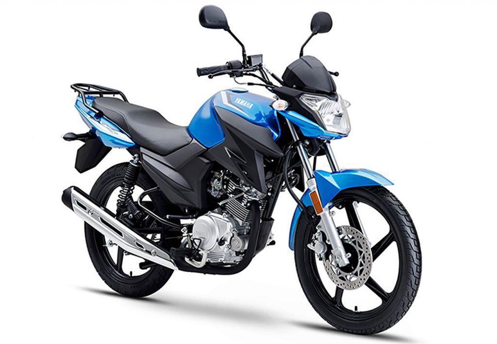 Yamaha YBR 125 Motocykl dla niskich osób