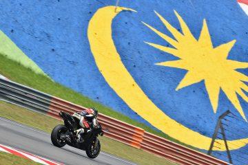 Testy MotoGP w Sepang w 2020 roku: Cal Crutchlow