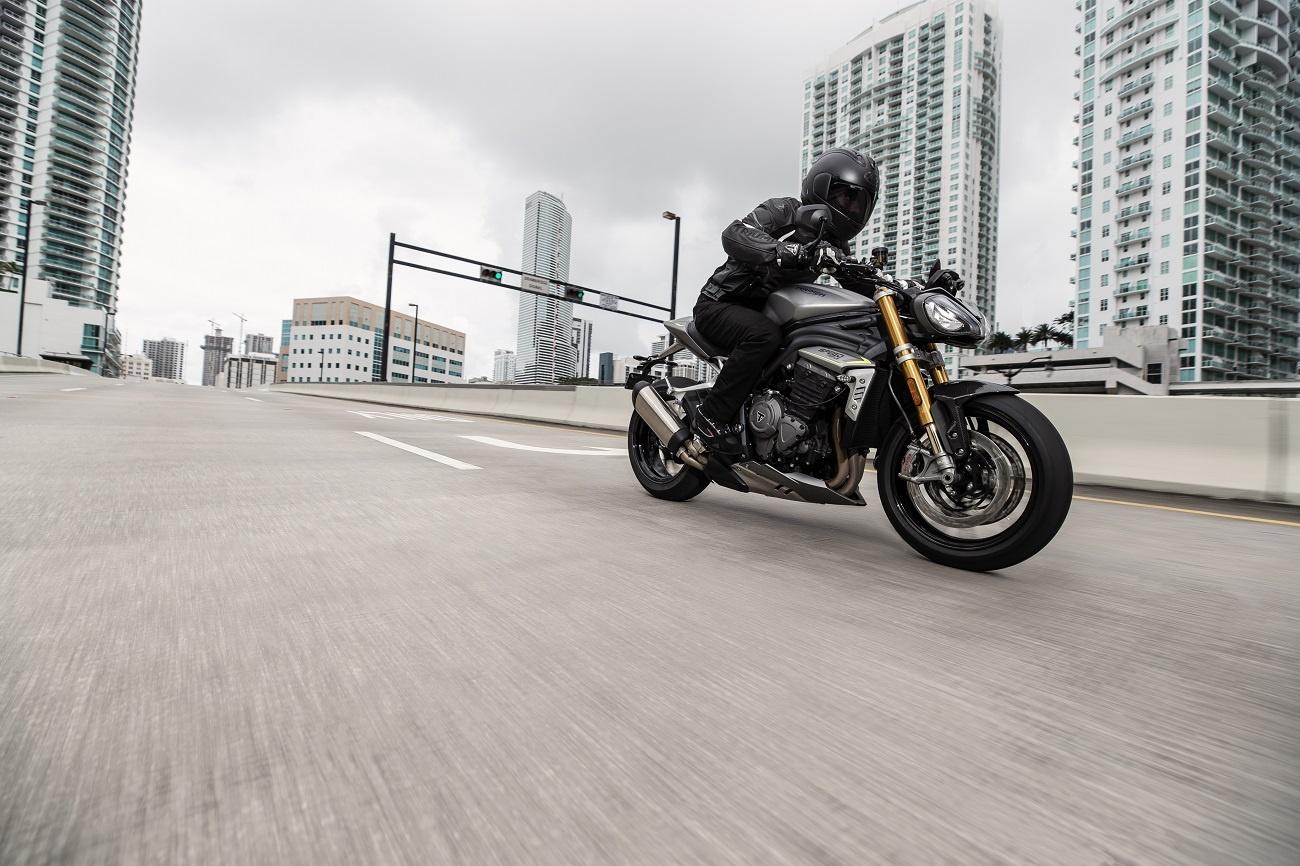 Nowy Triumph Speed Triple 1200 RS 2021. Najmocniejszy