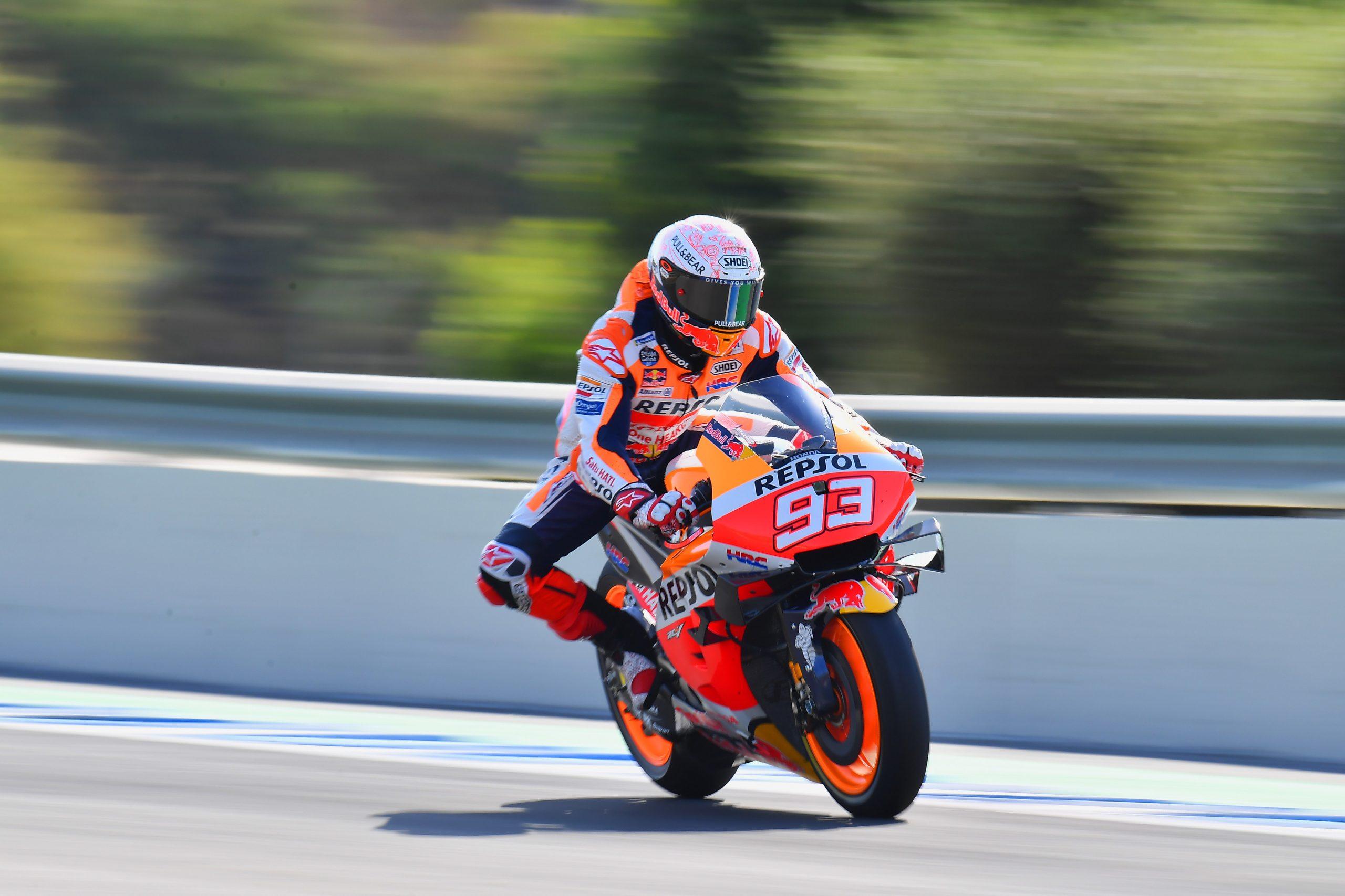 Marc Marquez czeka na powrót do MotoGP