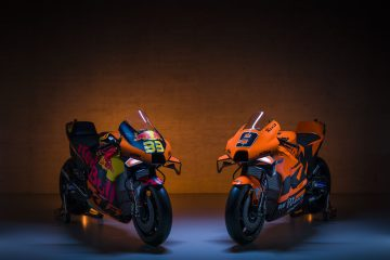 Motocykle KTM w MotoGP: w barwach Red Bull KTM Factory Racing i Tech3 KTM Factory Racing