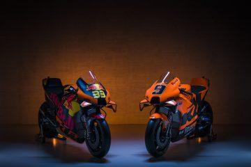 Motocykle KTM w MotoGP: w barwach Red Bull KTM Factory Racing i Tech3 KTM Factory Racing