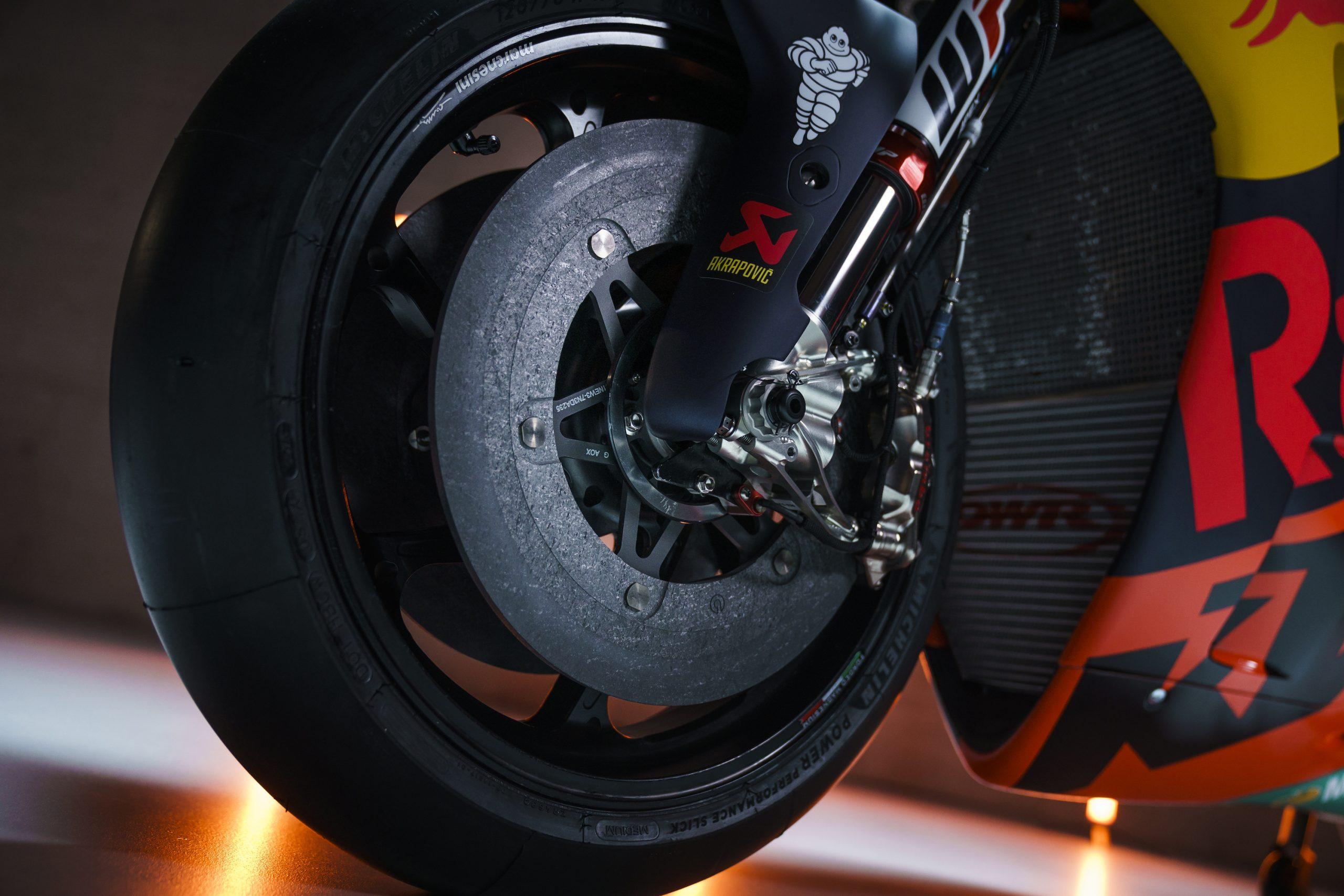 KTM RC16 na sezon 2021 MotoGP