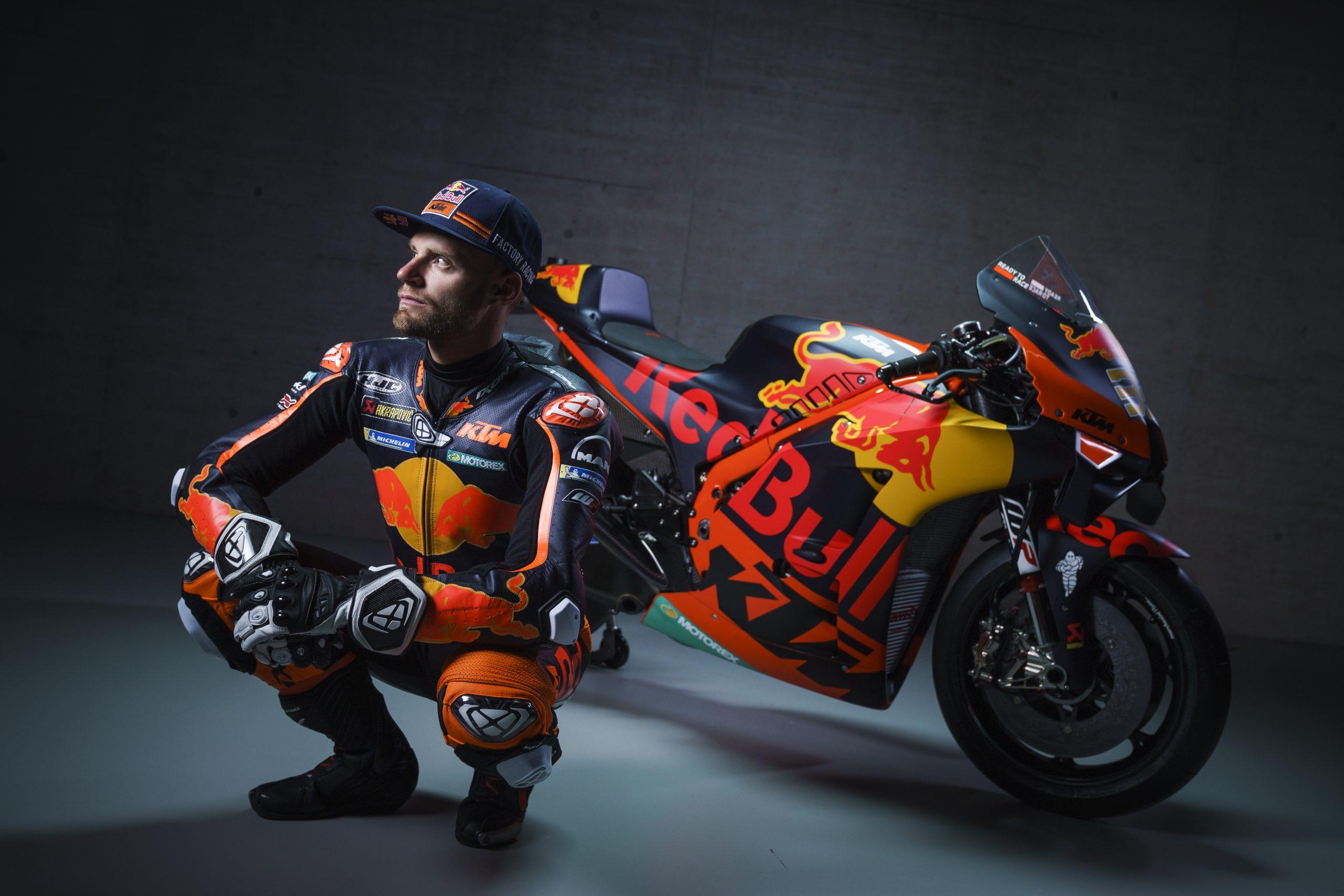 Brad Binder gotowy na sezon 2021 MotoGP