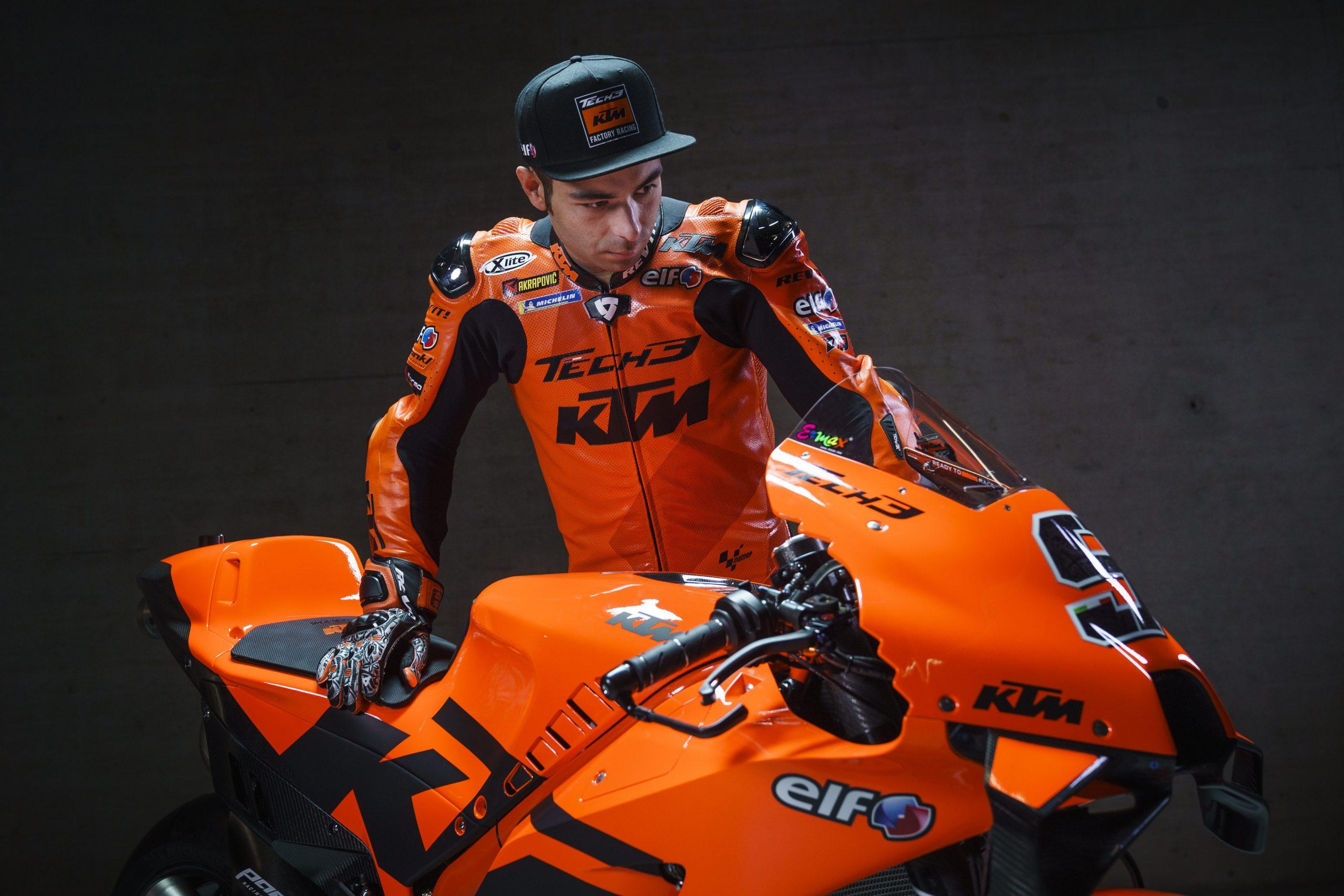 Danilo Petrucci zadebiutuje na KTM-ie
