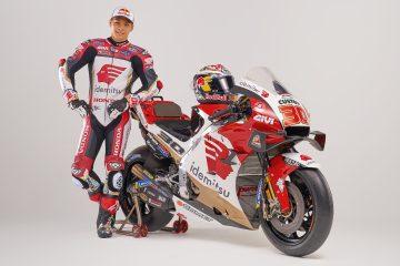 Takaaki Nakagami gotowy na sezon 2021 MotoGP
