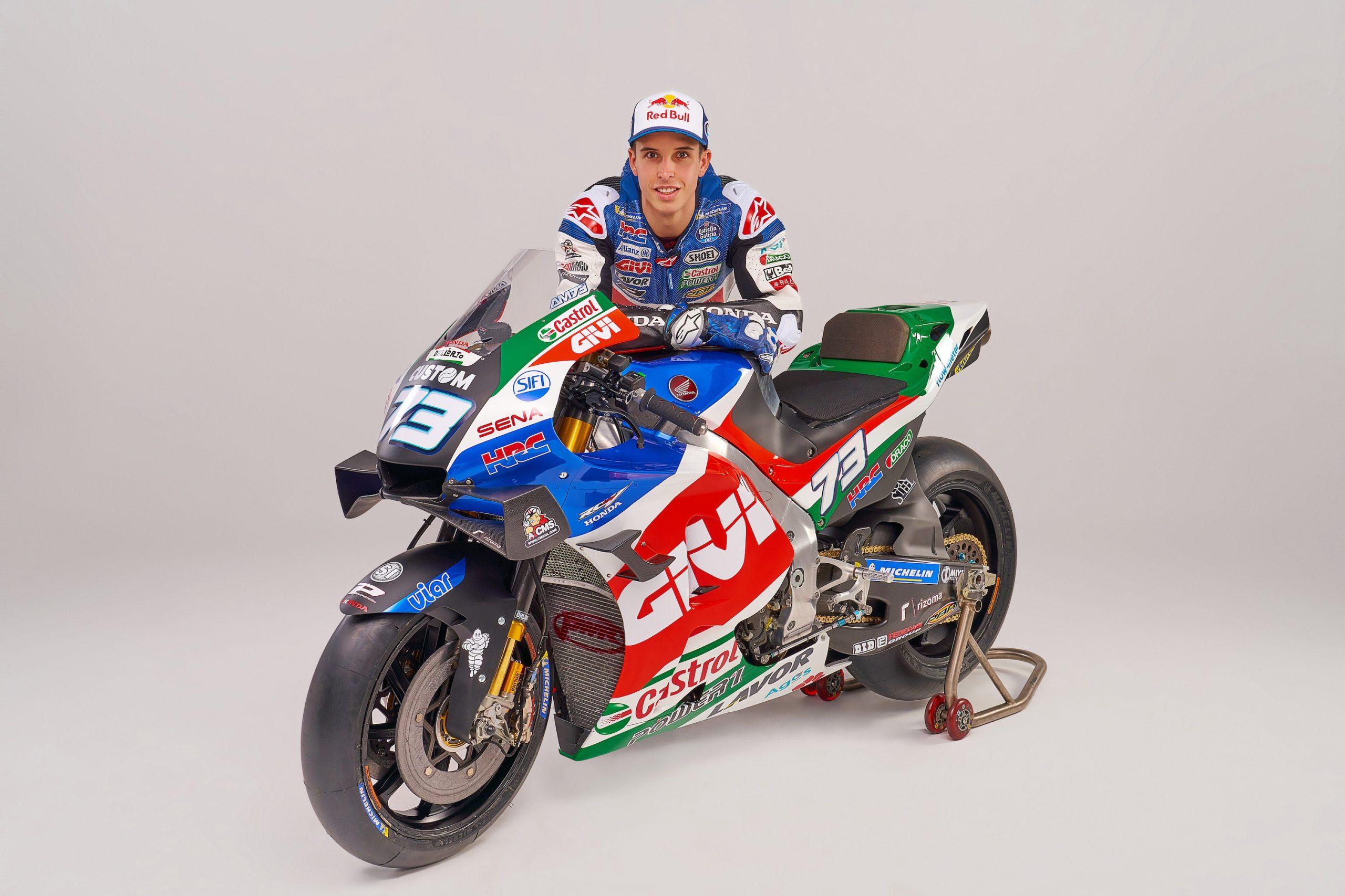 Alex Marquez gotowy na sezon 2021 MotoGP