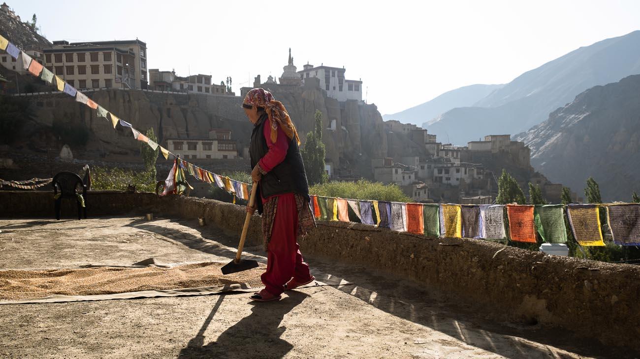 Lamayuru, Leh, Ladakh, India