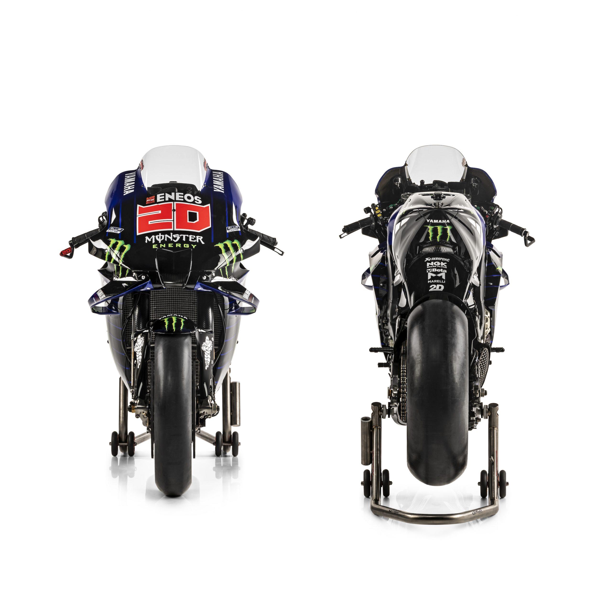 Yamaha YZR-M1 na rok 2021
