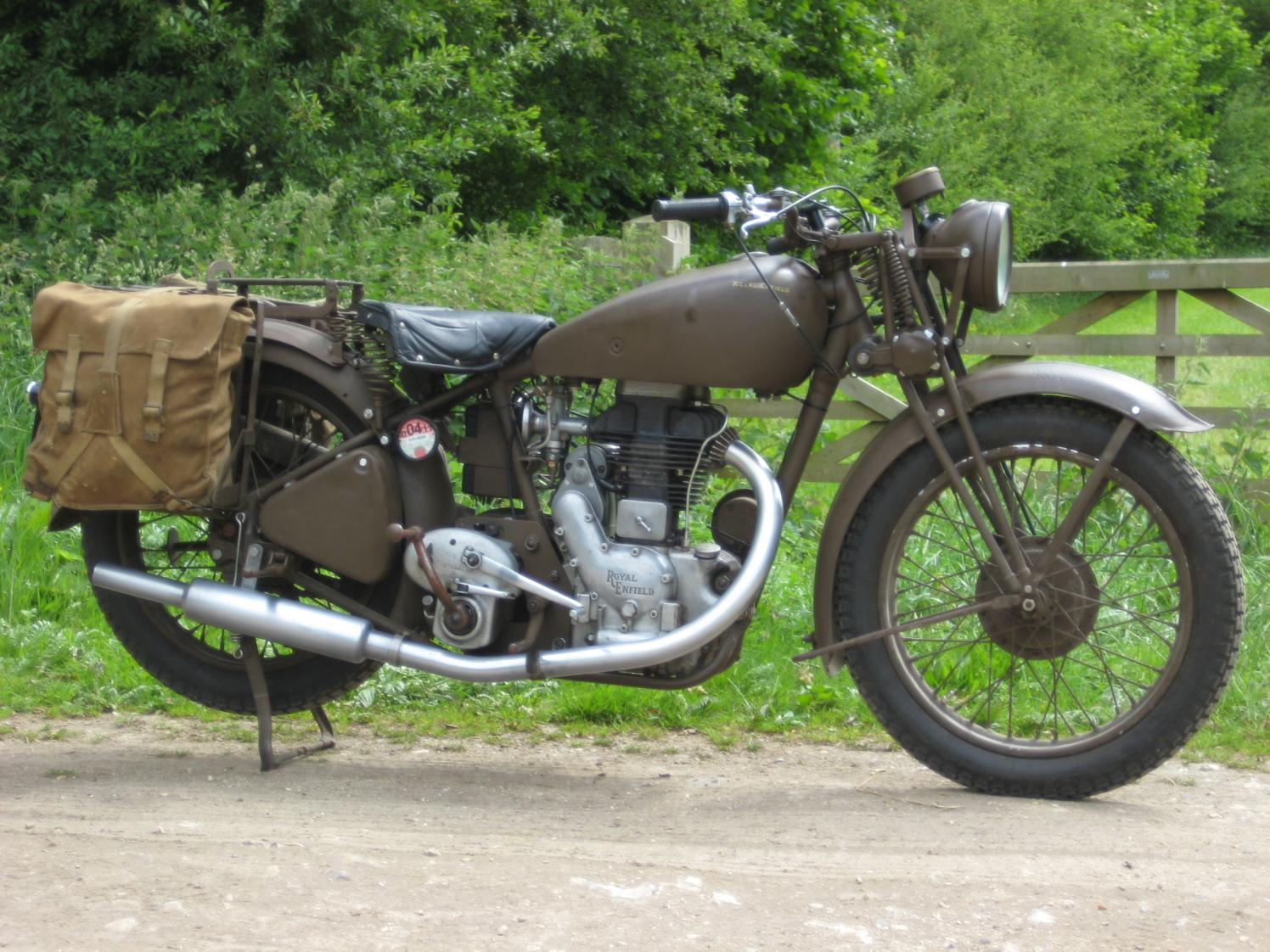 Royal Enfield WD CO 1944