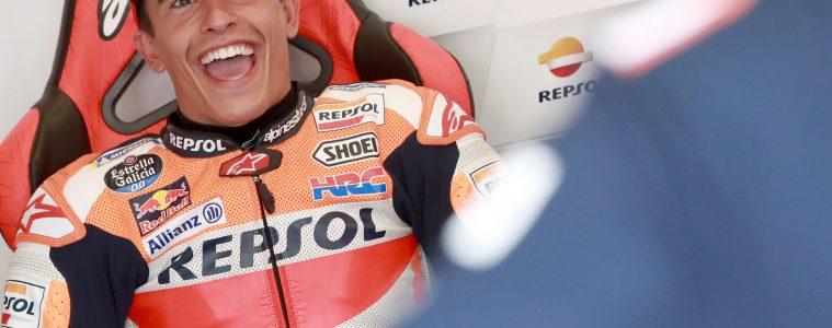 Marc Marquez w sezonie 2020