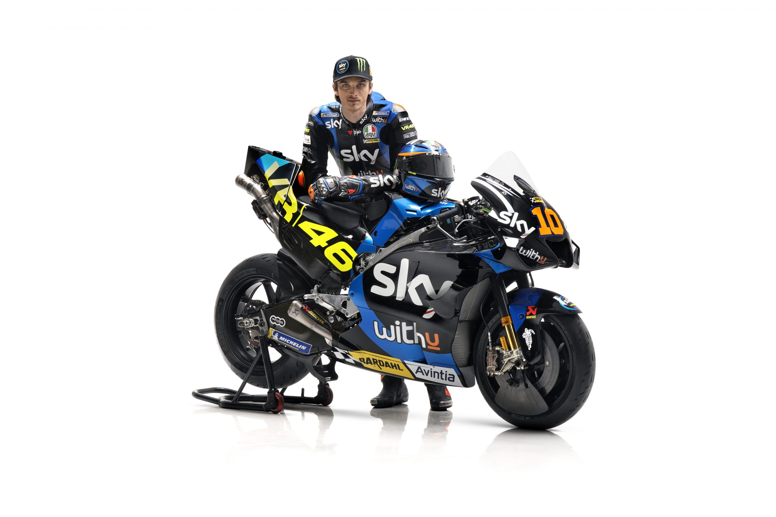 Luca Marini zadebiutuje w MotoGP