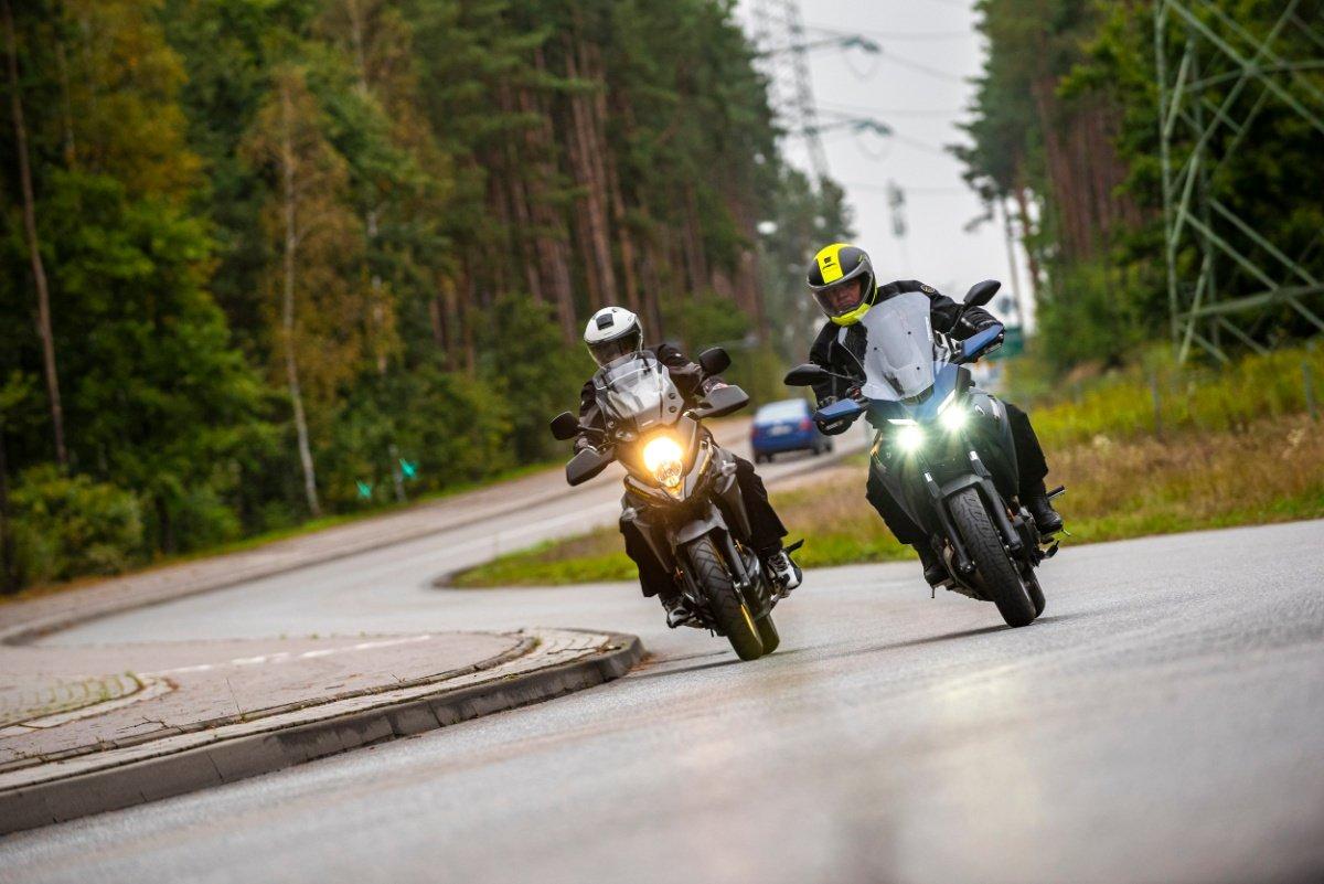 Oświetlenie w motocyklu to podstawa!