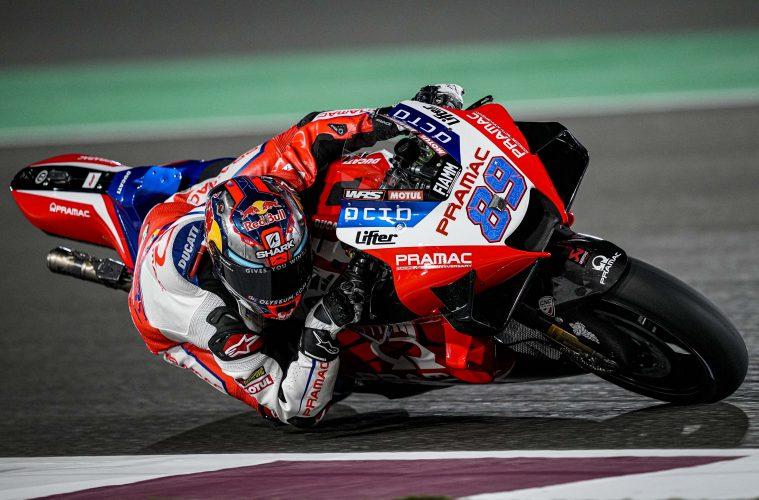 Jorge Martin – pierwsze okrążenia na motocyklu MotoGP