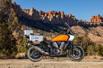 Harley-Davidson Pan America 1250S