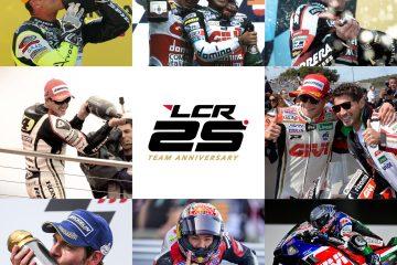 LCR Honda - 25 lat w Grand Prix