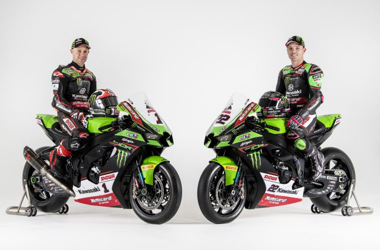 Jonathan Rea i Alex Lowes