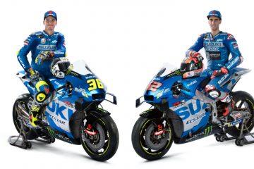 Team Suzuki Ecstar – Joan Mir i Alex Rins gotowi na sezon 2021 MotoGP