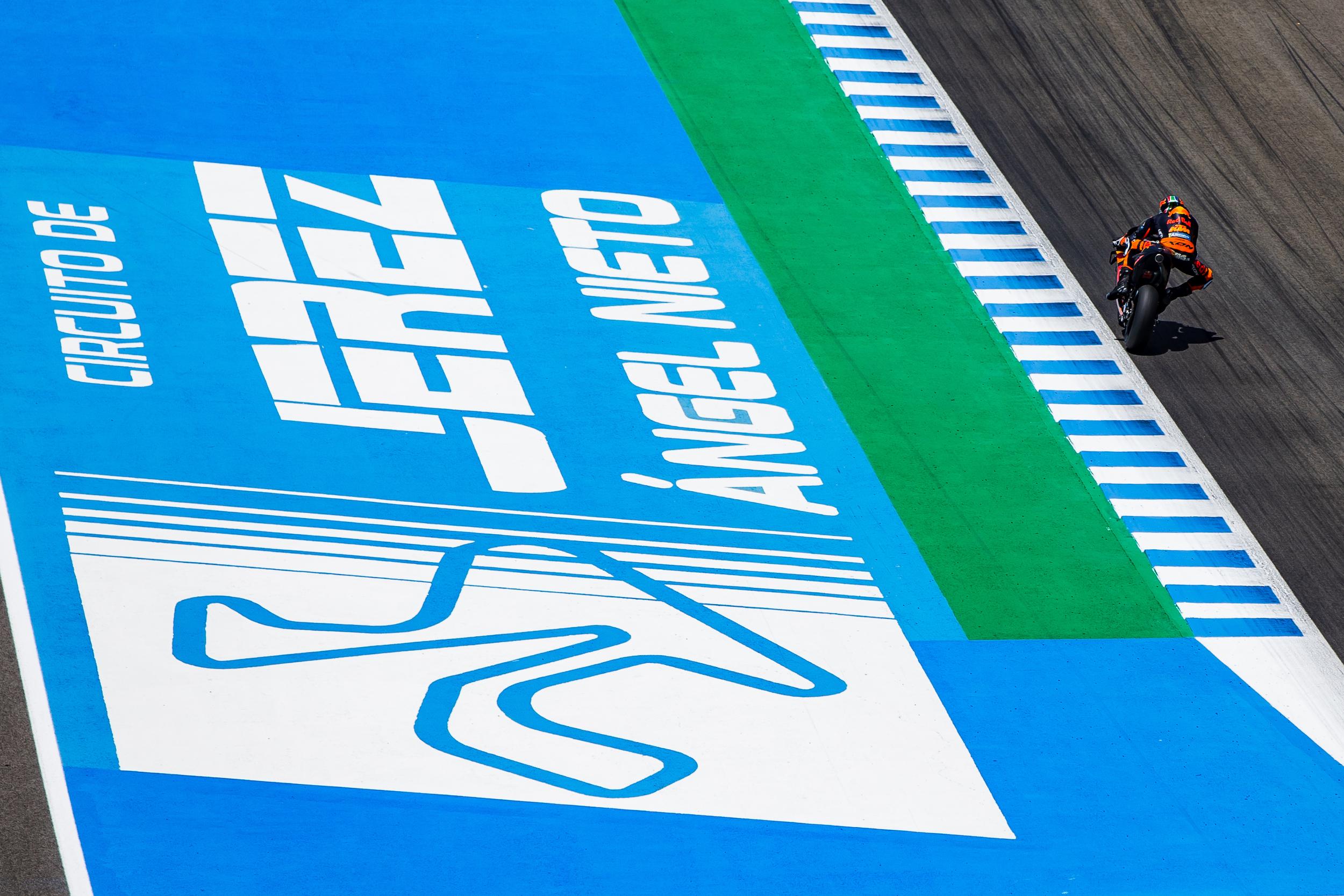 Circuito de Jerez - Angel Nieto