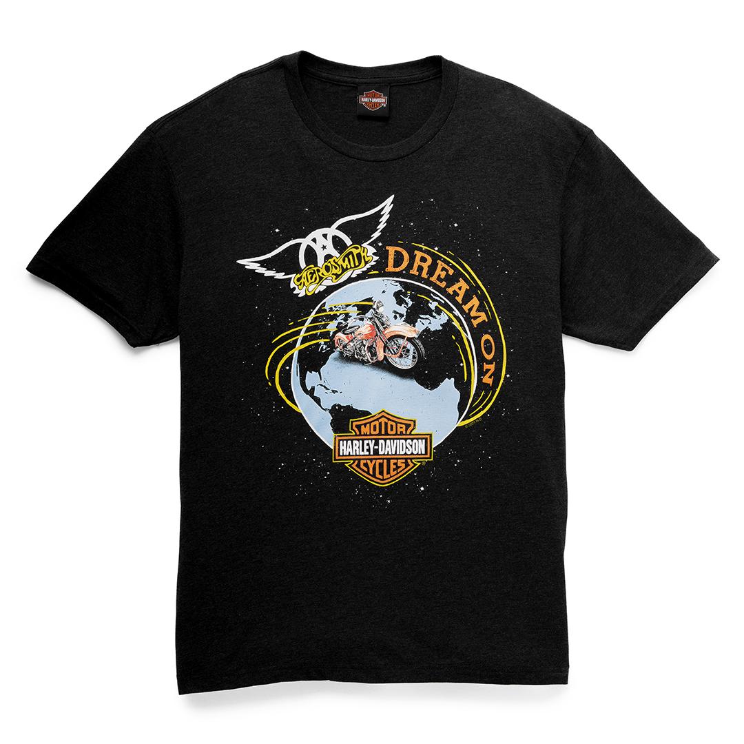 Harley-Davidson i Aerosmith