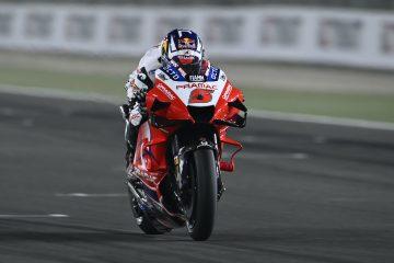Johann Zarco pobił rekord prędkości w MotoGP podczas GP Dohy – teraz wynosi on 362,4 km/h