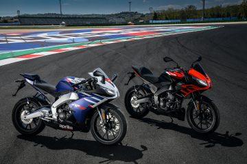 Aprilia RS 125 i Tuono 125