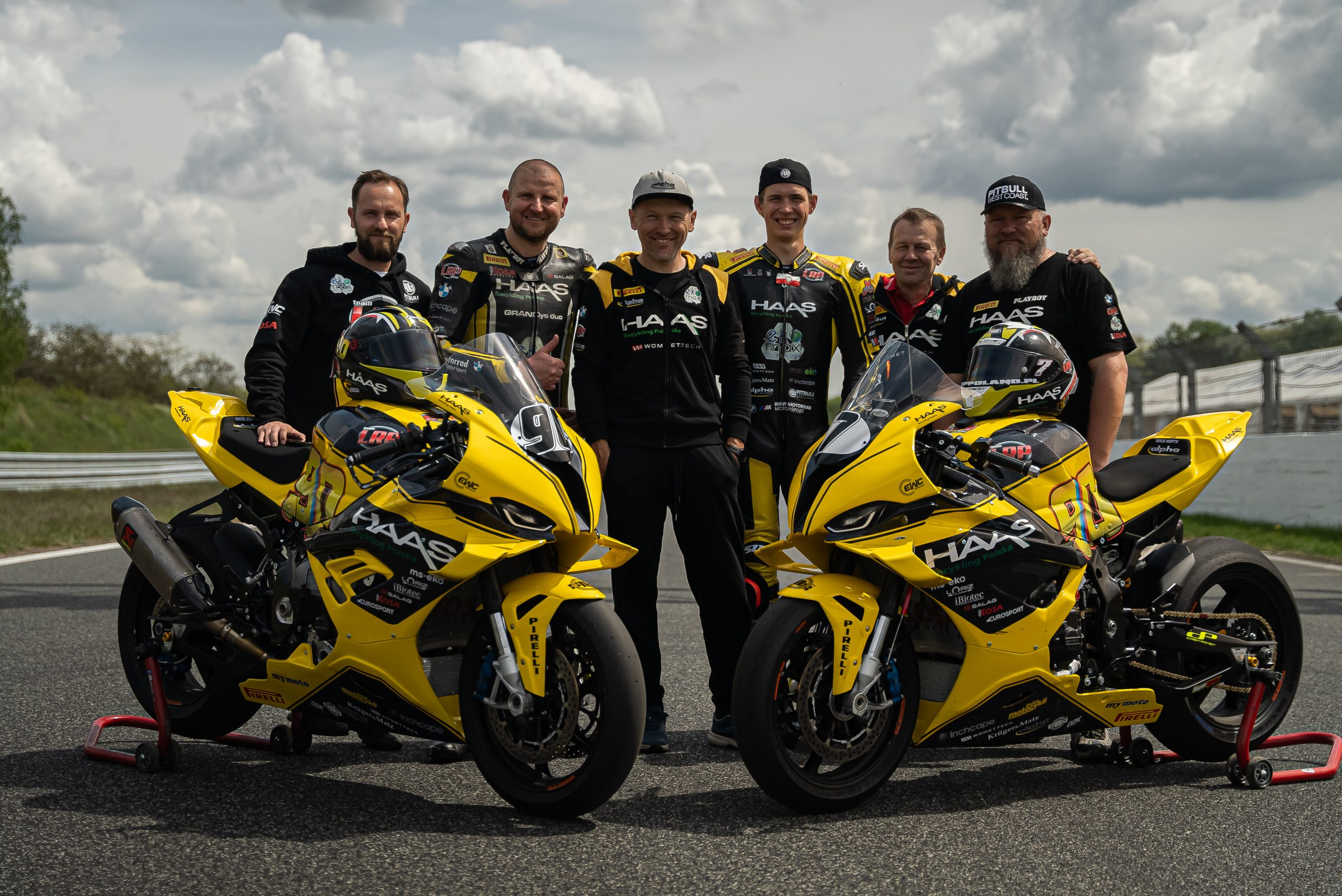 Team LRP Poland gotowy na sezon 2021 IDM Superbike
