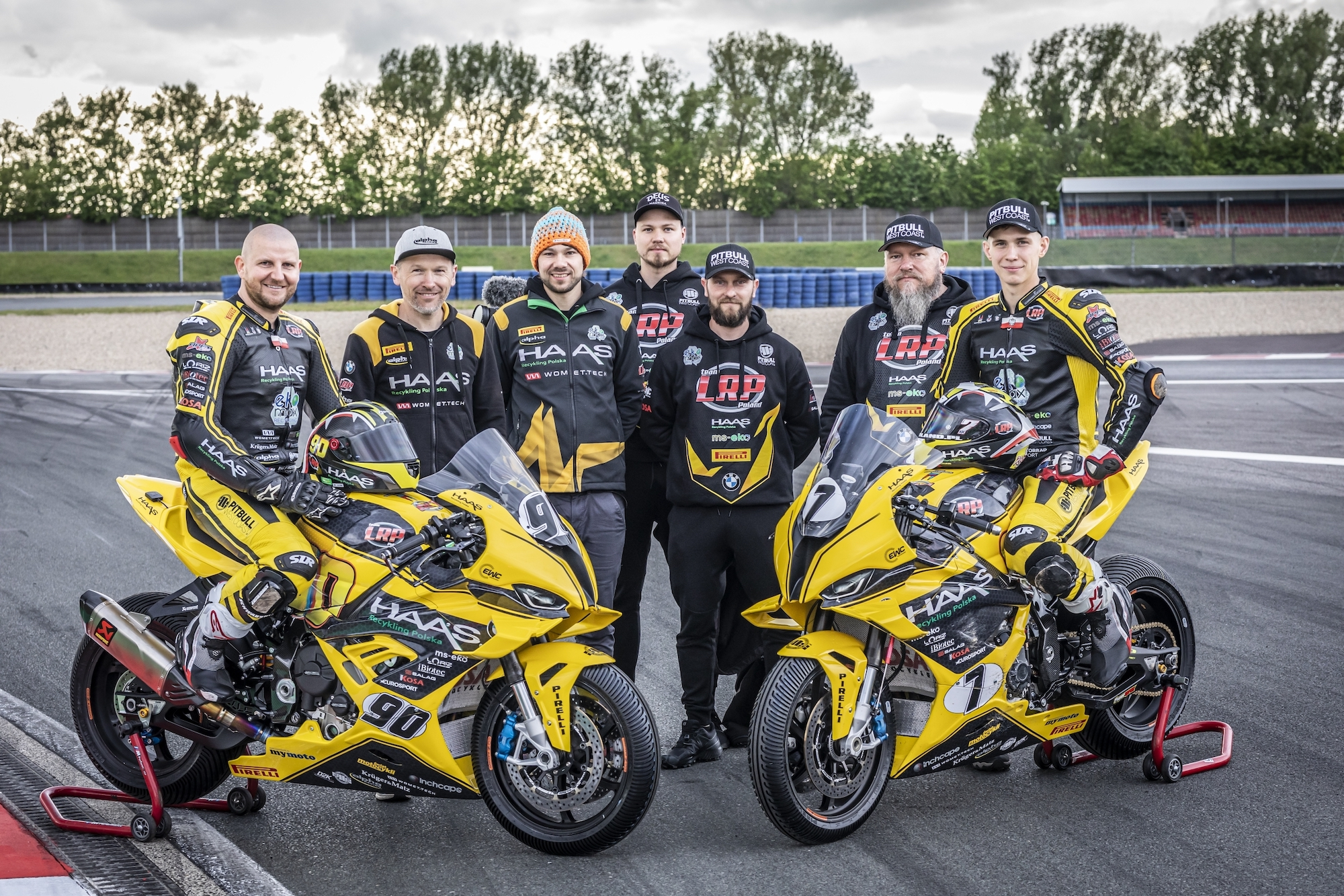Team LRP Poland – IDM Superbike - Oschersleben