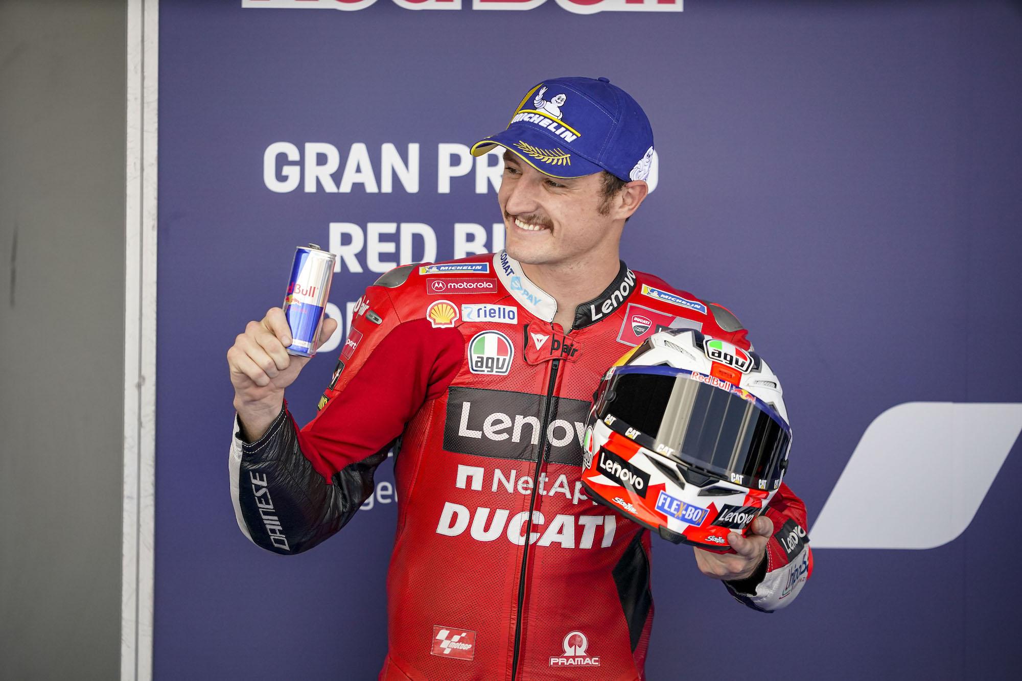 Jack Miller w Jerez