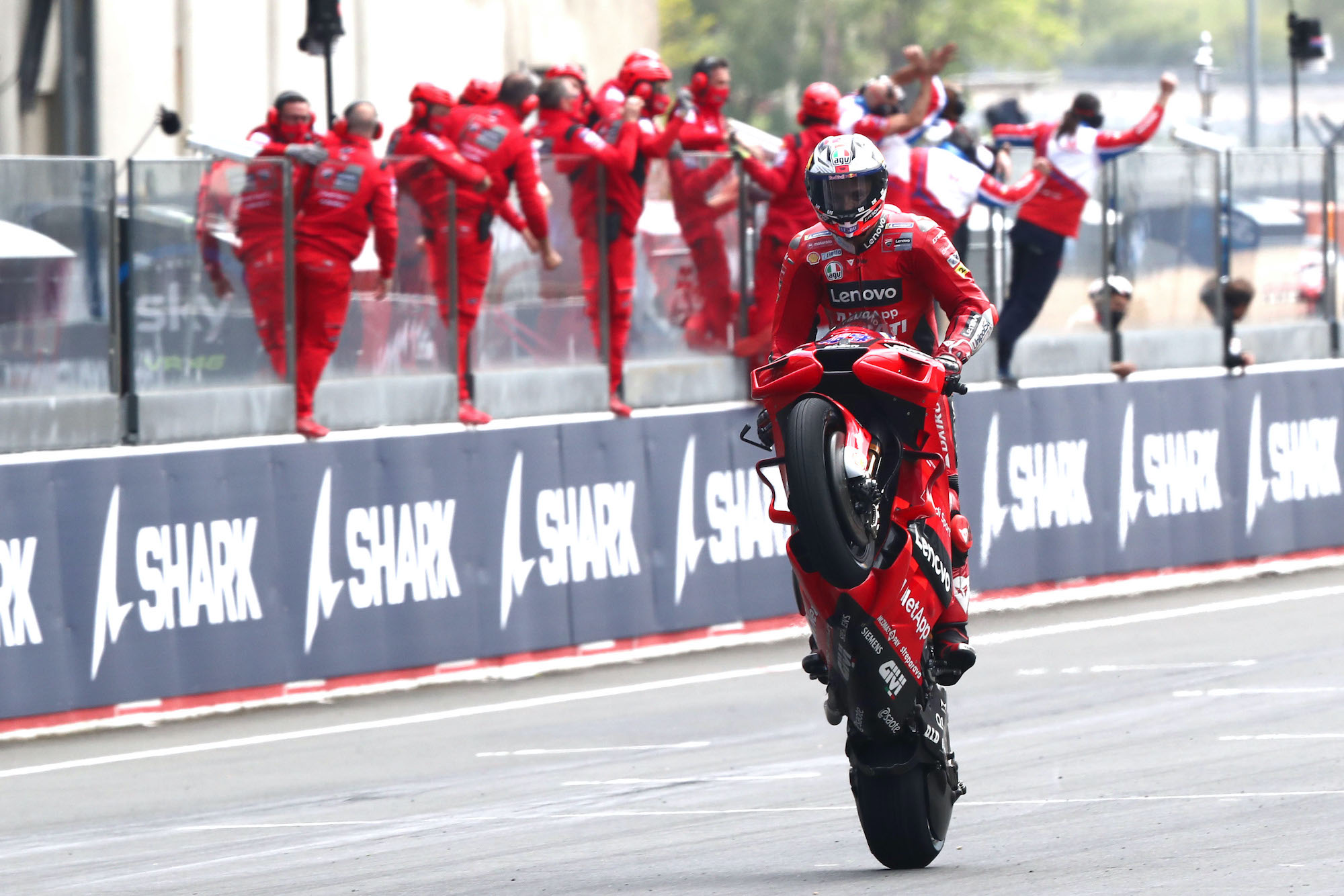 Jack Miller zwycięzcą GP Francji 2021 w Le Mans
