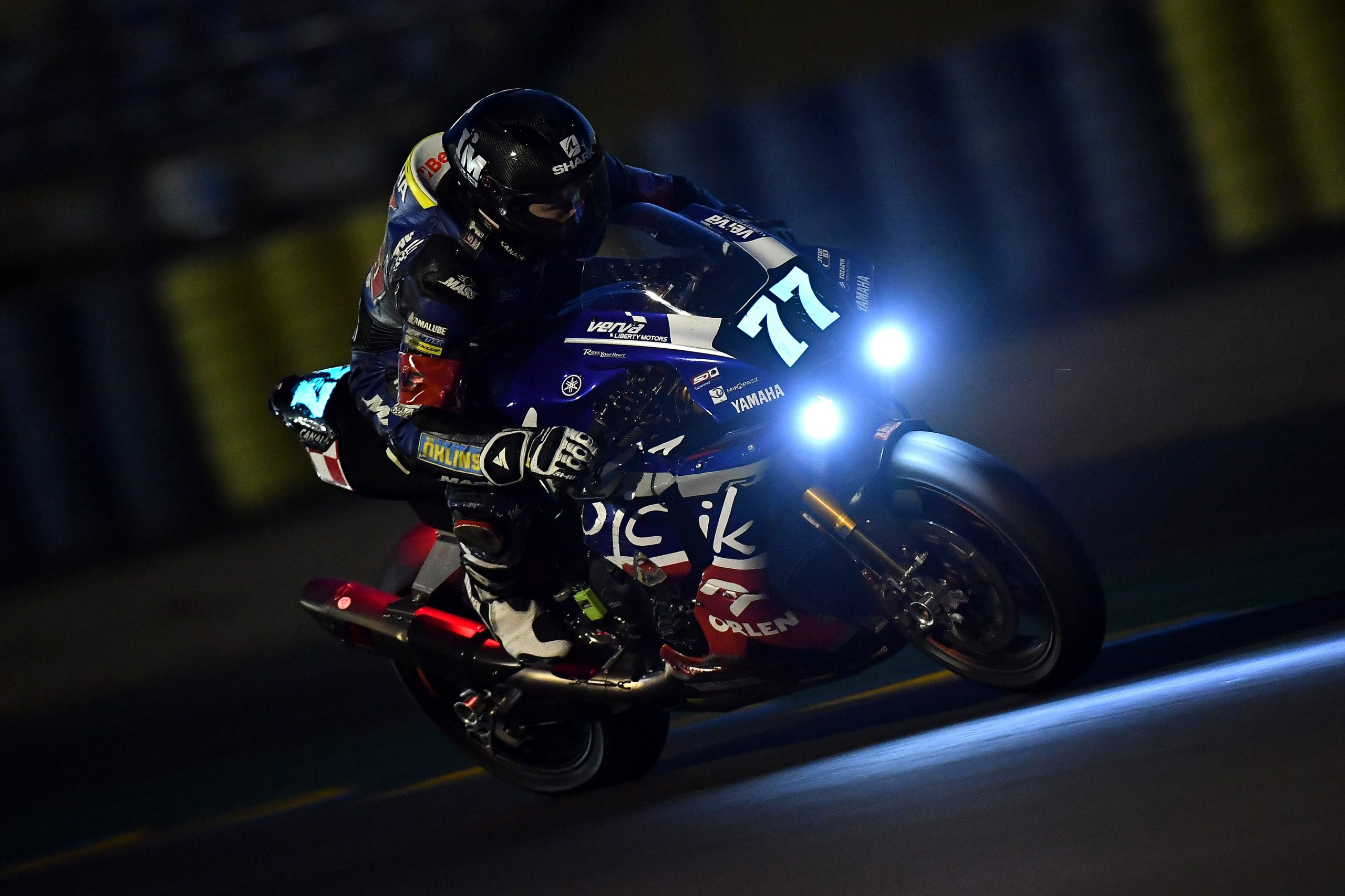 Wójcik Racing Team w 24 Heures Motos