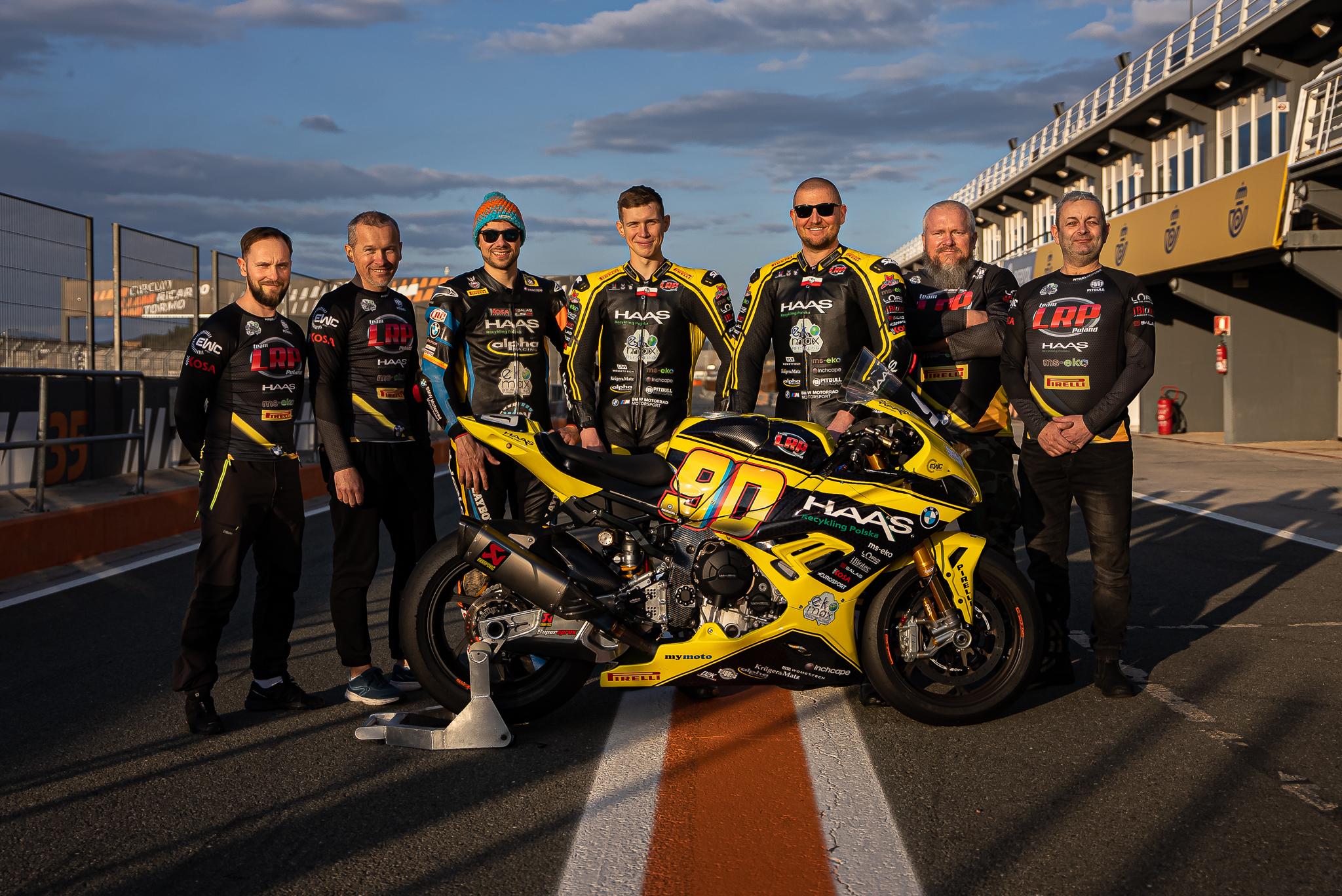 Team LRP Poland gotowy na 24 Heures du Mans