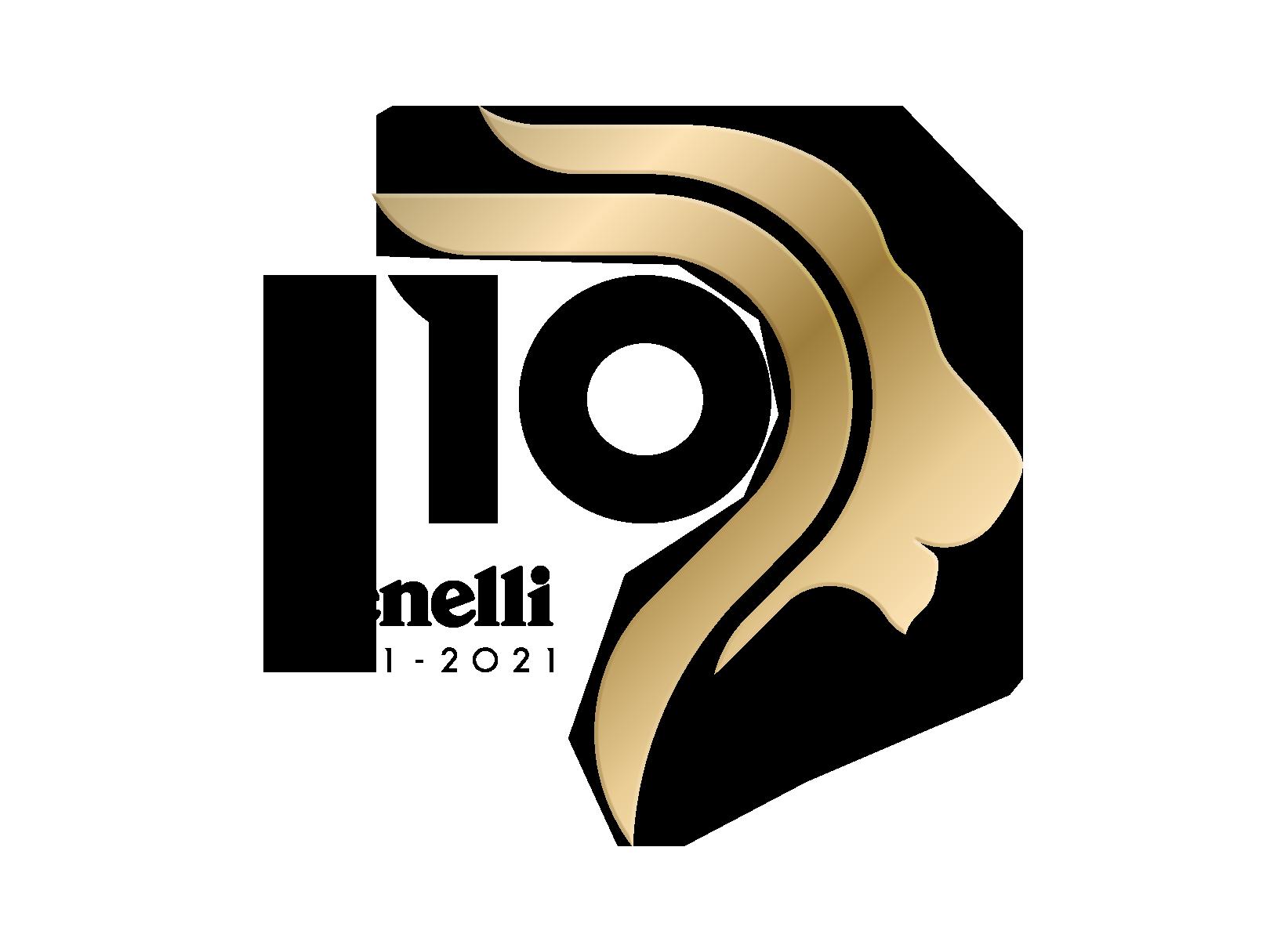 Benelli - logo na 110 urodziny