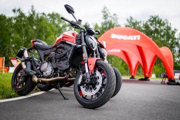 Konkurs Ducati i Lenovo - wygraj Ducati Monster