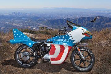 Evel Knievel Harley Davidson Stratocycle