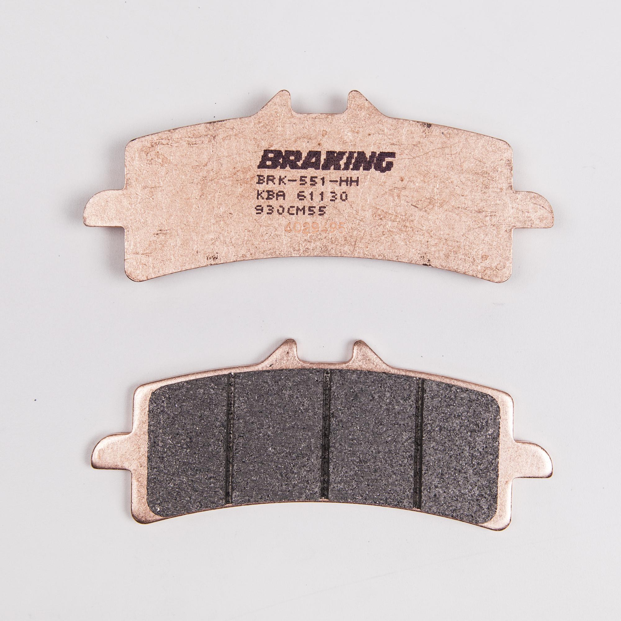 klocki hamulcowe braking