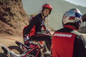 Albert Cabestany - GASGAS Factory Racing Trial Team Manager