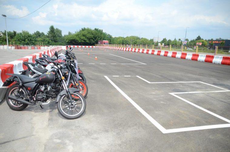 Egzamin na prawo jazdy - motocykle