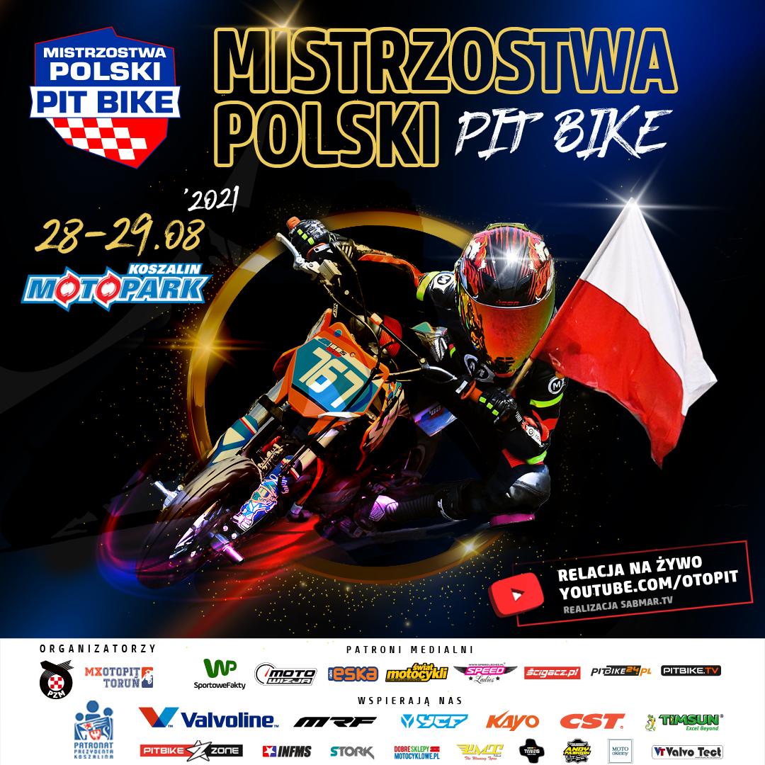 mistrzostwa polski pit bike 2021