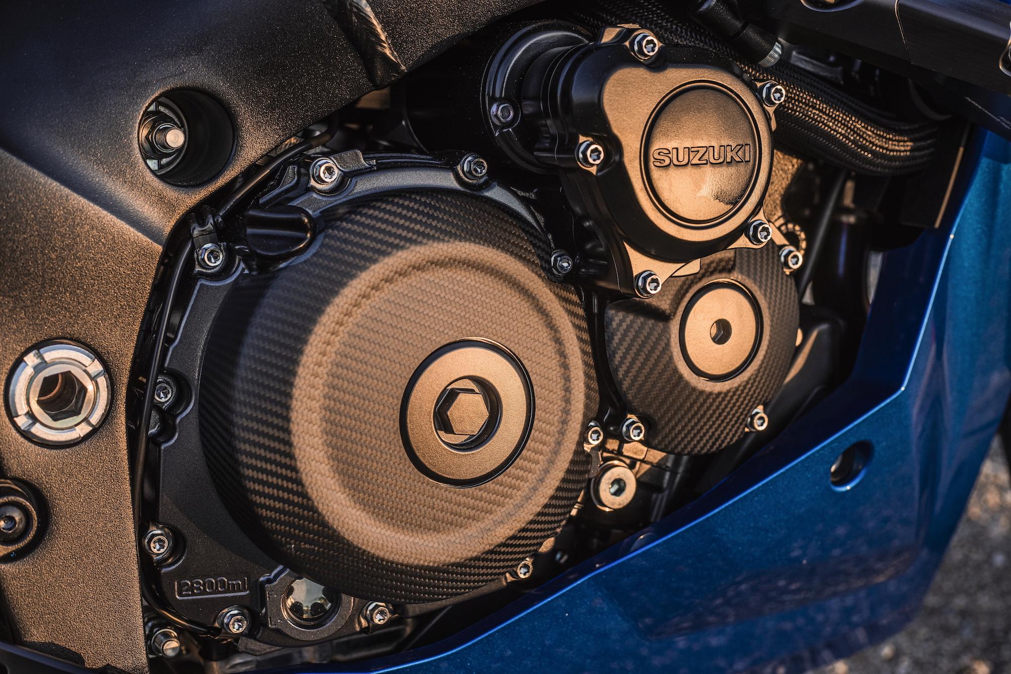 Suzuki GSX-S1000GT