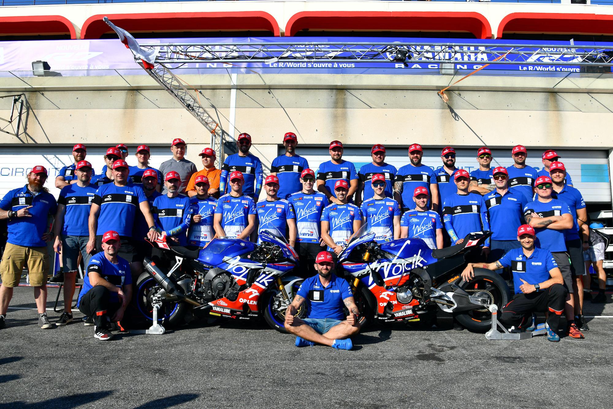 Wójcik Racing Team w Bol d'Or 2021