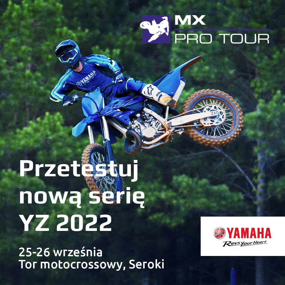 Yamaha MX Pro Tour